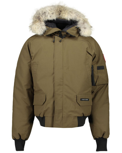 Canada Goose Chilliwack Bomber Army Green