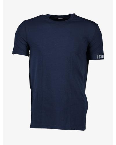 Dsquared2 Icon Arm Logo T-shirt marine