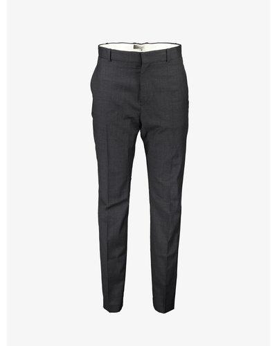Isabel Marant SLIMY Pantalon Antraciet