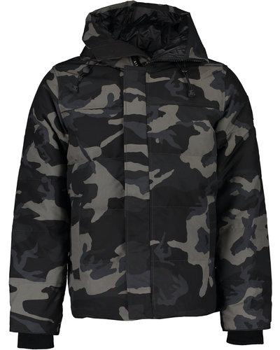 Canada Goose MacMillan Parka Black Label Camouflage