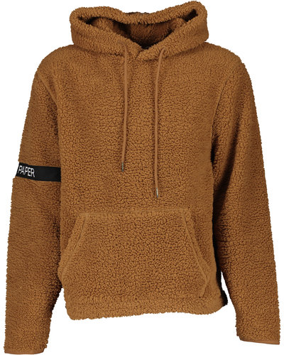 Daily Paper Sherpa Captain Hoodie Bruin