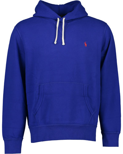 Polo Ralph Lauren Basic Logo Hoodie Blauw