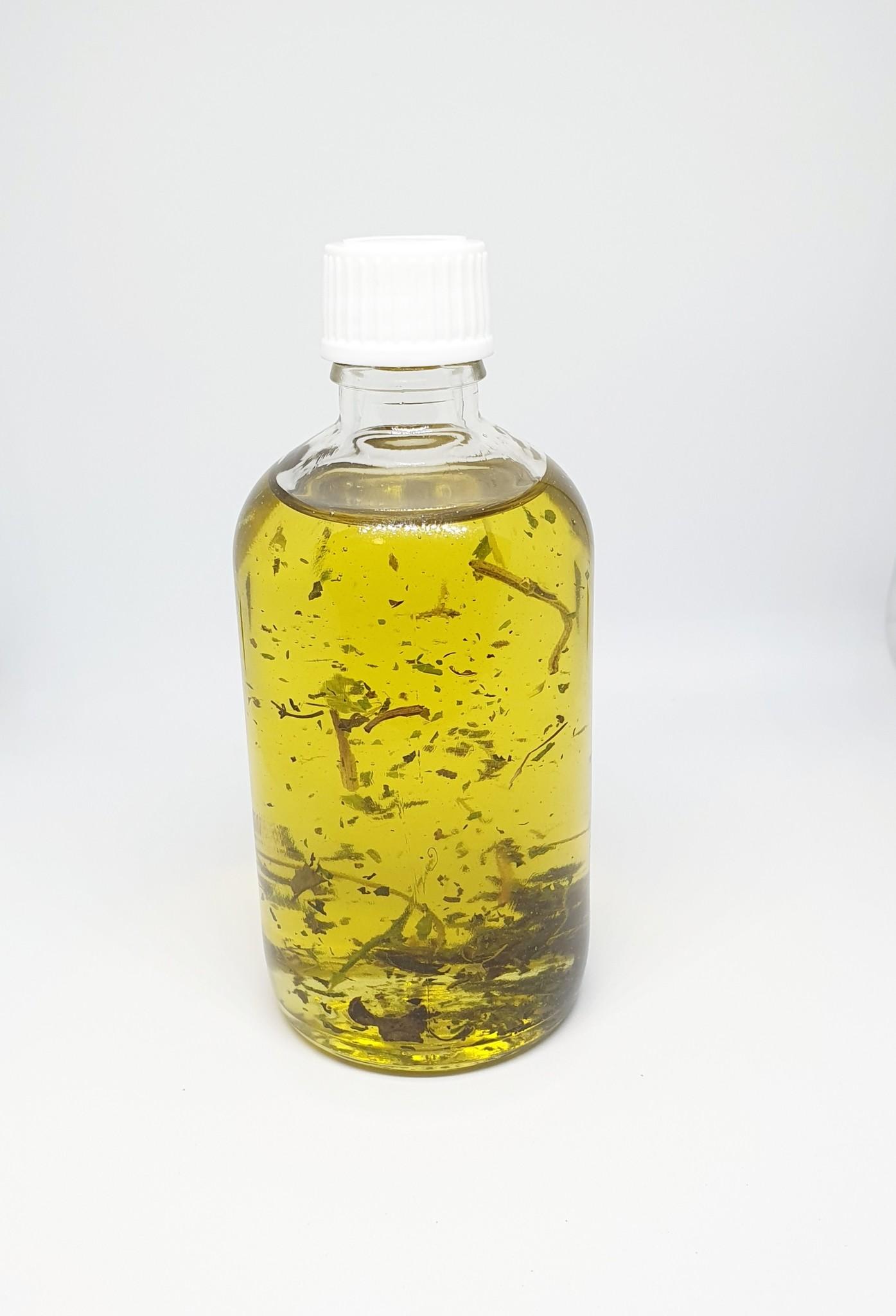 Supreme Stimulating Hot Oil Treatment