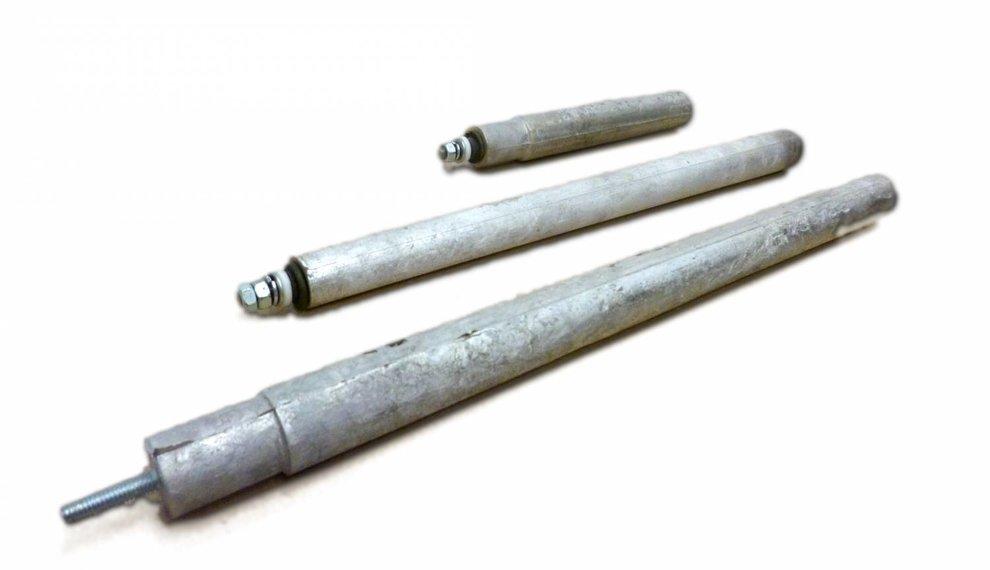 Anodes voor elektrische boilers