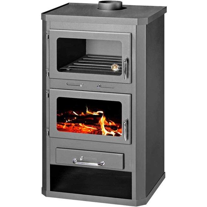 Lotos Max FT oven-houtkachel 14 kW