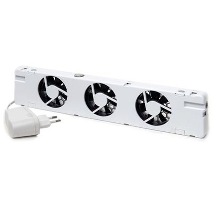 De slimme radiatorventilator