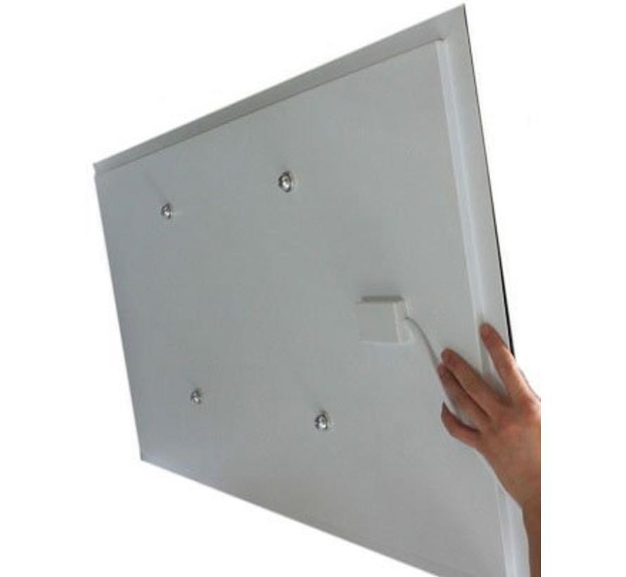 Select XL Glass - thermisch infraroodpaneel (500-700 Watt)