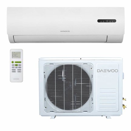 Airco-Warmtepomp Inverter