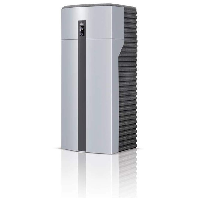 WKF CompactSmart-Warmtepomp pakket voor te verwarmen en koelen
