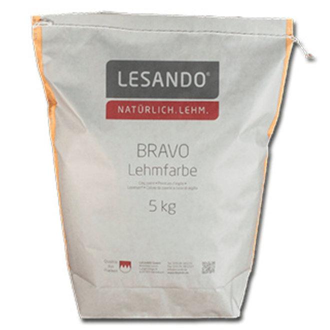 Bravo leemverf (2 kg)