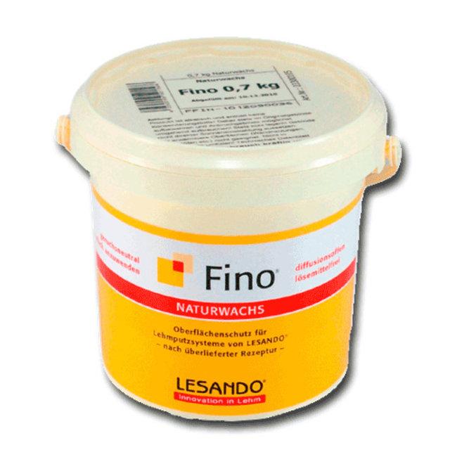 LESANDO Fino, 100% natuurlijke was voor leemafwerking