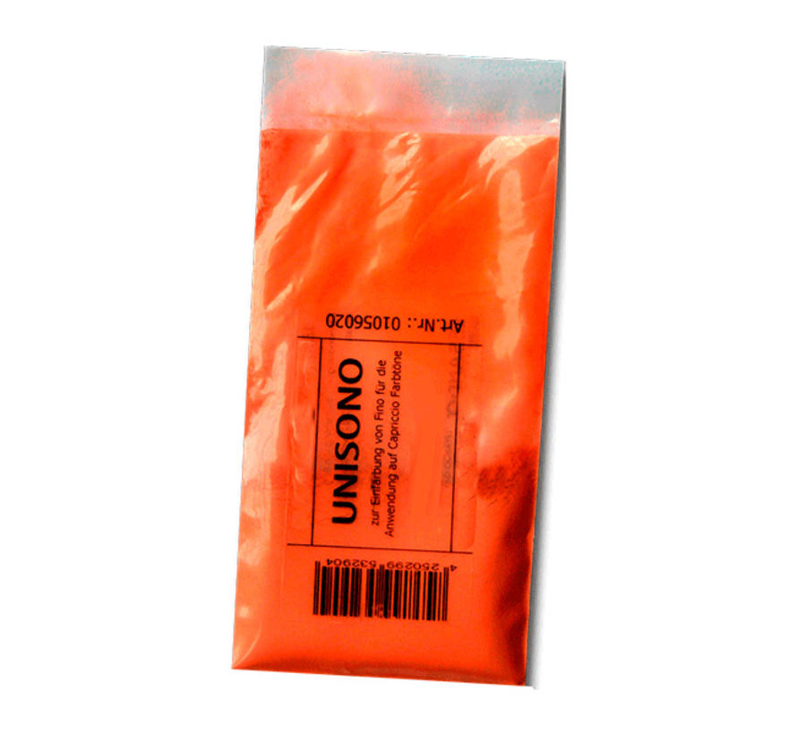 Unisono kleurstof voor Fino natuurwas