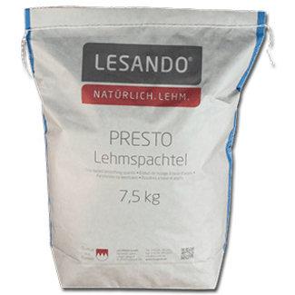 LESANDO Presto, gladde leempleister