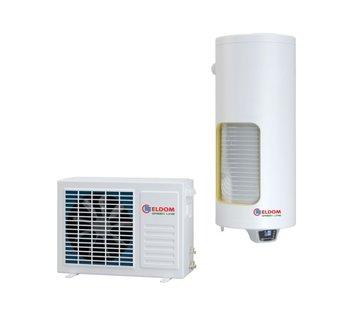ELDOM Green Line 150l Lucht-water warmtepomp voor  tapwater