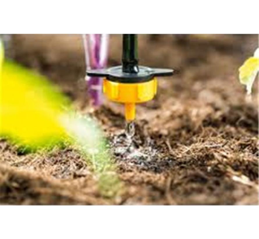 Waterdrops - plantdruppelaar met zonnecel