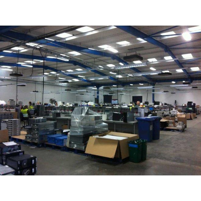 Advantage IRP4 - Industriële Verwarming