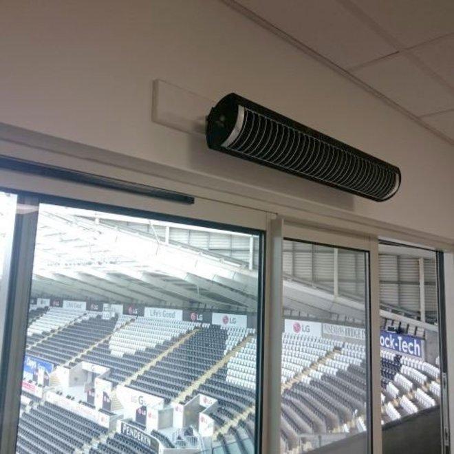 Aspect XL2 - Verwarming voor grote binnenruimtes