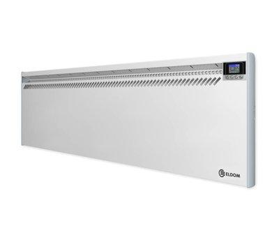 ELDOM Extra Life Eldom Extra Life 2,5 kW elektrische wandconvector met digitale bediening en thermostaat ErP