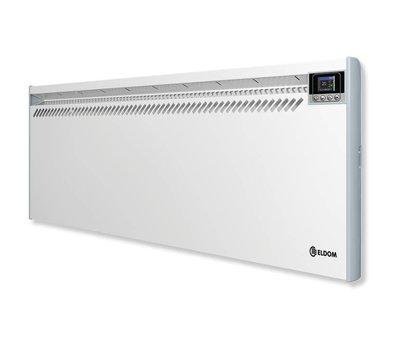 ELDOM Extra Life Eldom Extra Life 2,0 kW elektrische wandconvector met digitale bediening en thermostaat ErP