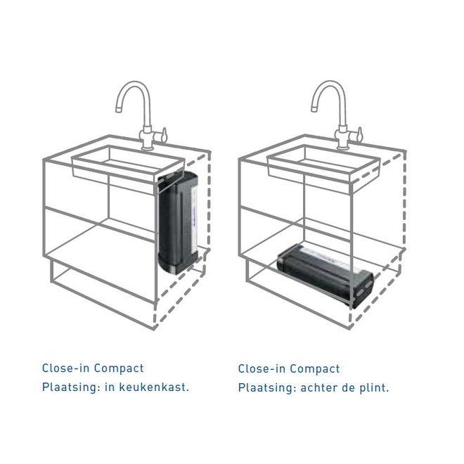 Close-in Compact Plintboiler 5 liter