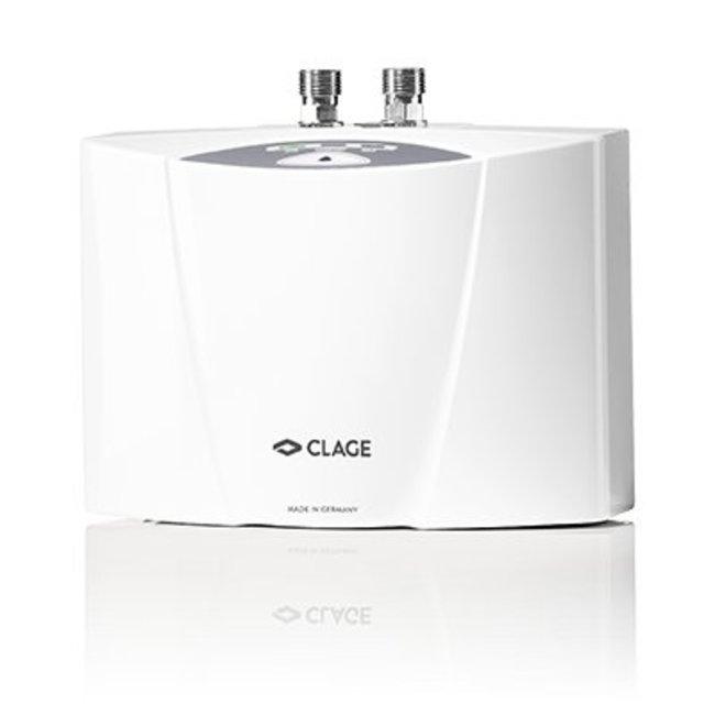 Clage Elektronisch geregelde kleine doorstromer 3,5 kW  met 3 temperatuurinstellingen