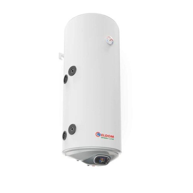 Indirect gestookte boiler 120L digi