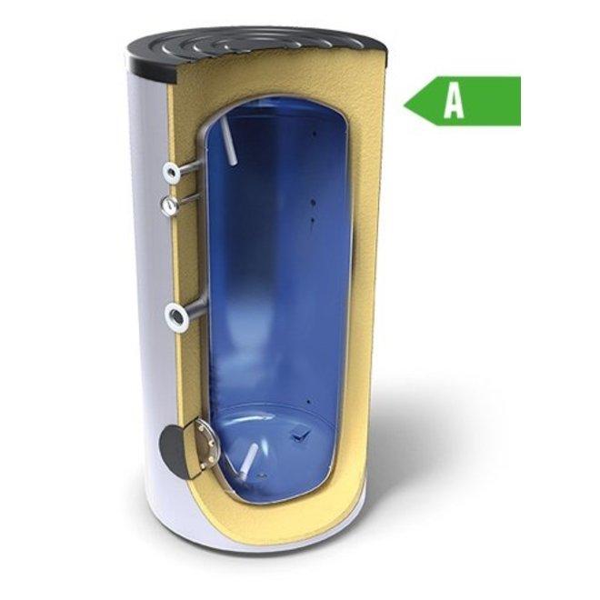 Buffertank 300 liter,  A label, zonder warmtewisselaar - Copy