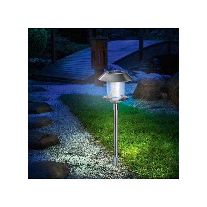 Solar tuinlamp (Swing)