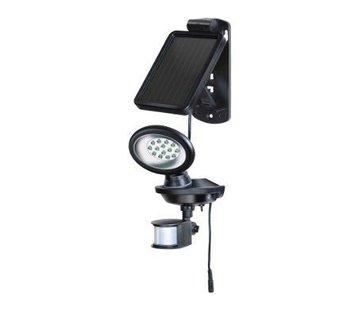 Brennenstuhl Buitenlamp met bewegingsmelder Sol 14 (wit of zwart)