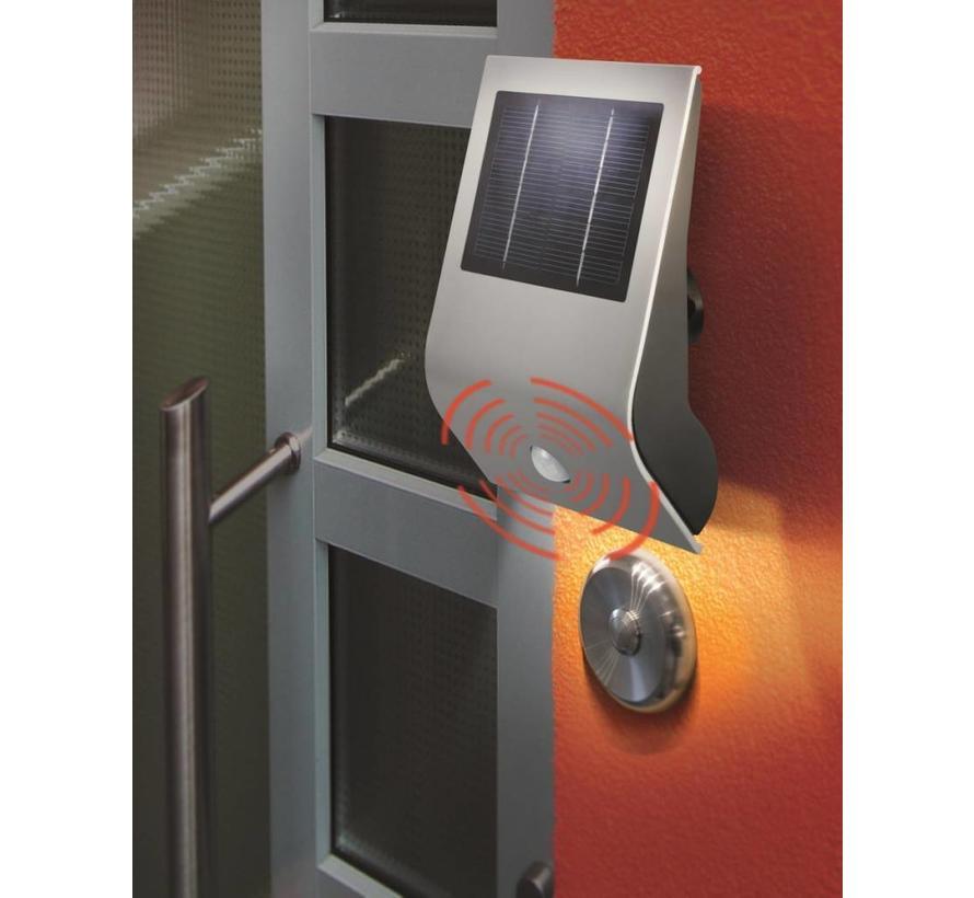 Solar PIR buitenlamp - flexi light