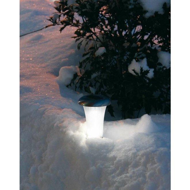 Tuinlamp op zonlicht (Vesuv)