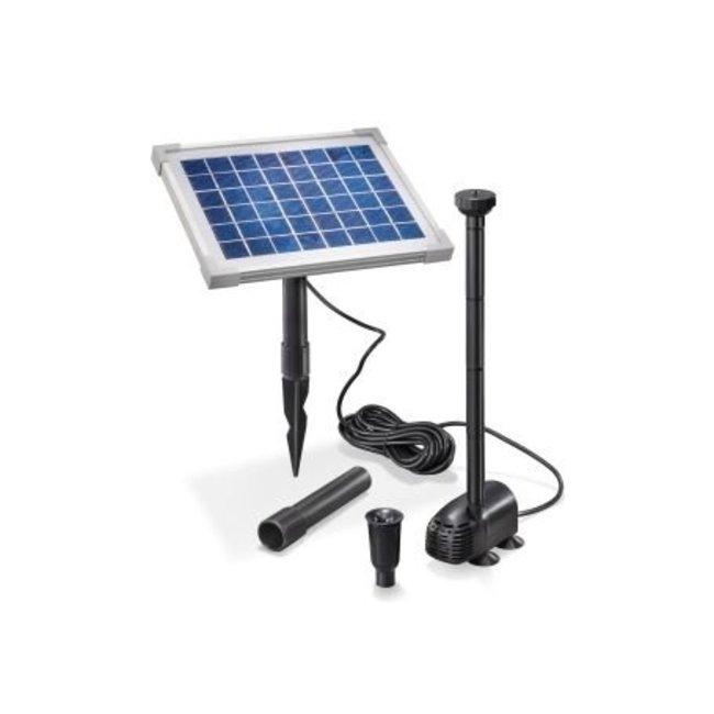 Esotec Solar vijverpomp 5W 470 l/h Komplettset