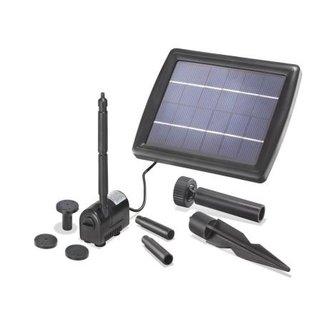 Esotec Solar vijverpomp 2W 175 l/h Komplettset