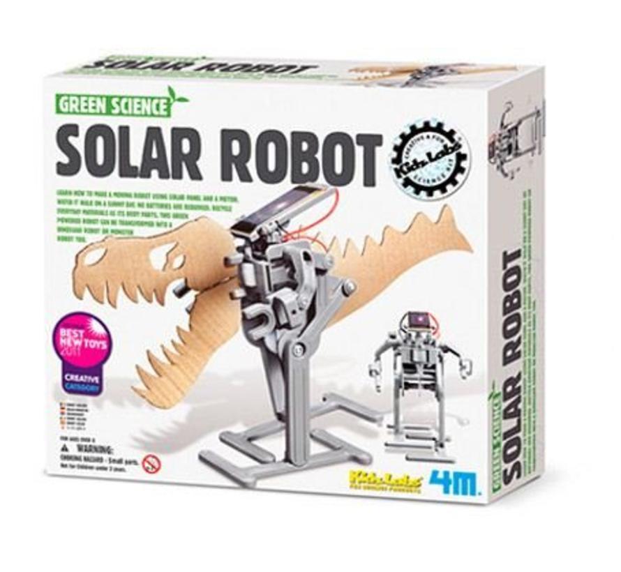 Zonne-energie robot