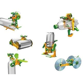 E-group - Powerplus Solarpower recycle bouw pakket