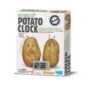 4m Kidz labs Aardappel klok