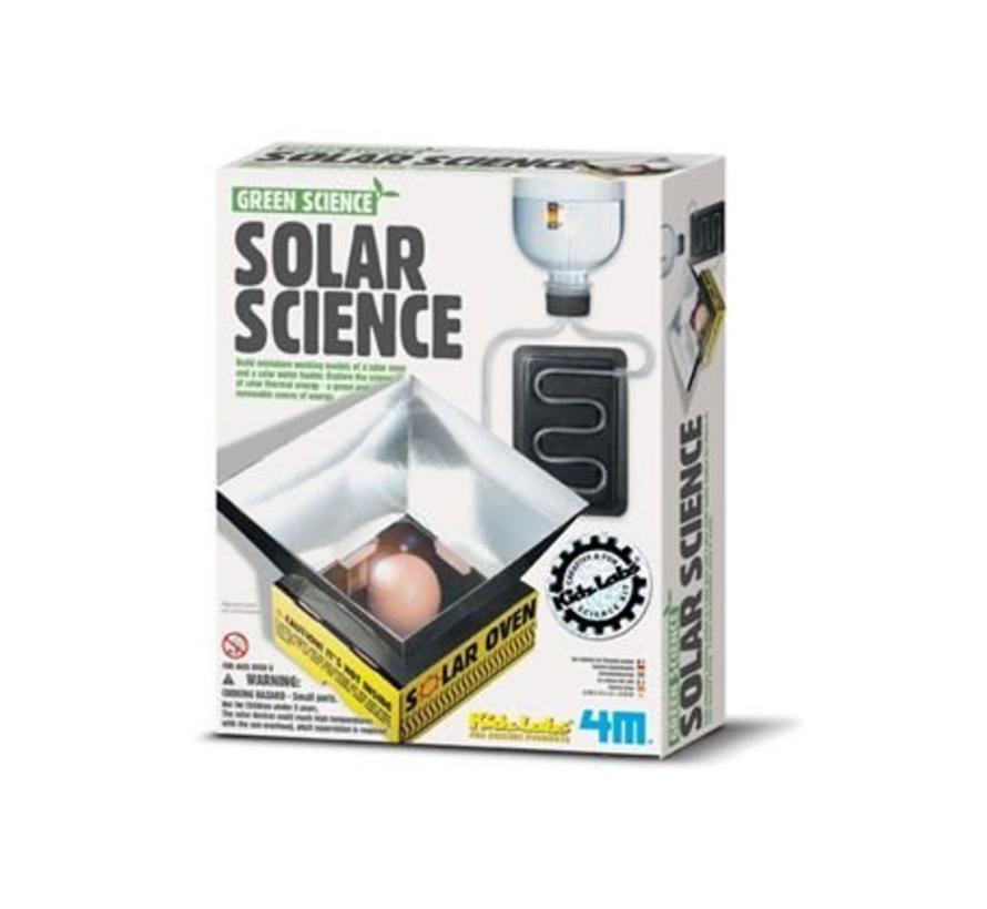 Doe-het-zelf Solar Keuken