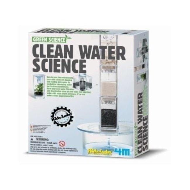 4m Kidz labs Doe-het-zelf Drinkwater zuivering