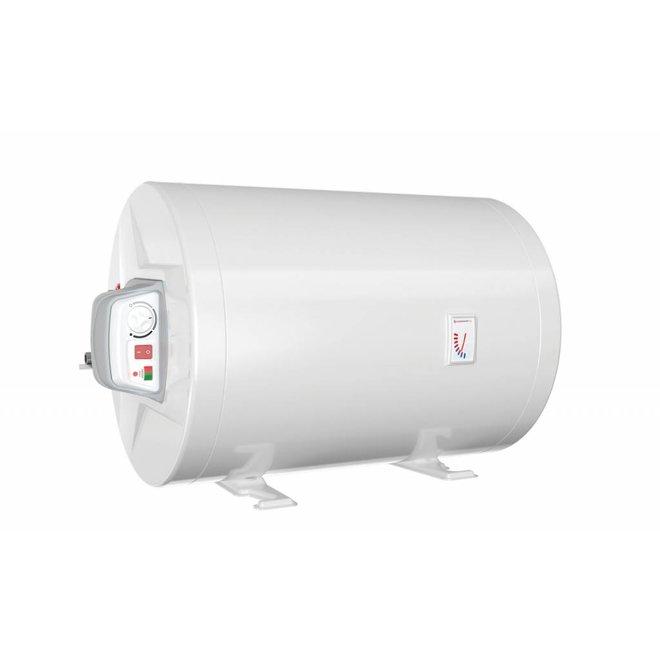 Elek. Boiler 60L horizontaal, staand model