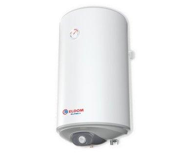 ELDOM Eureka Elektrische campingboiler 80L, 2x 1000 Watt, droog warmte element