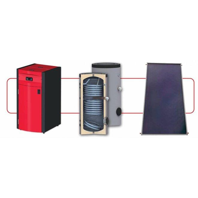 Pelletketel Pell Easy 20 kW