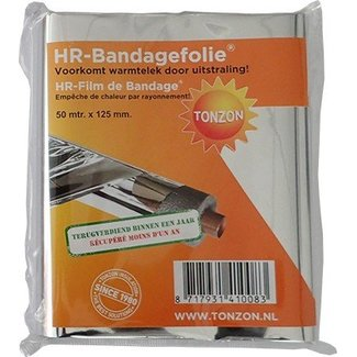 TONZON 50 m HR-Bandagefolie 12,5 cm breed