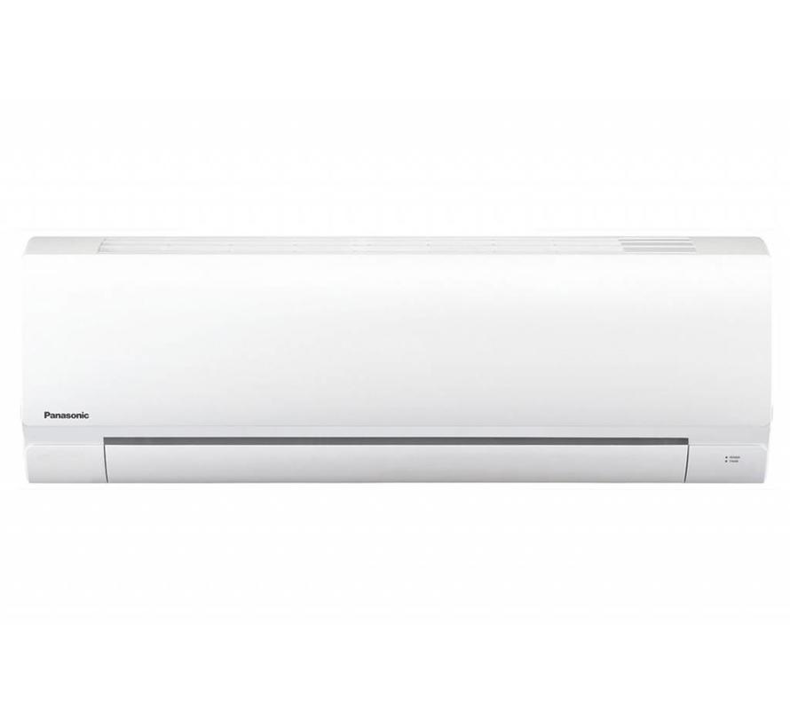 Split-unit inverter airco 3.5 kW voorgevuld