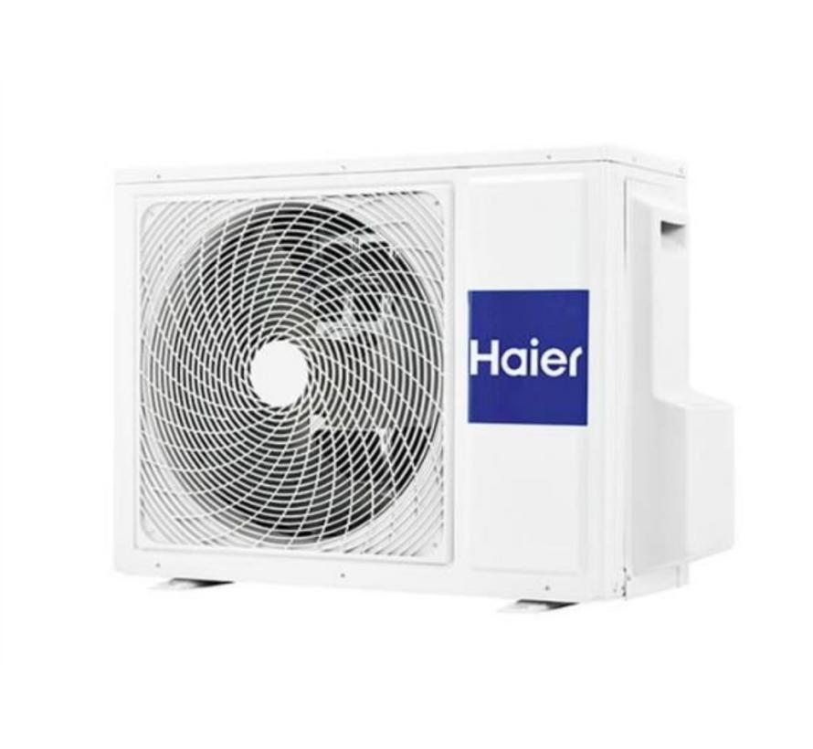 Split-unit inverter airco 5 kW voorgevuld