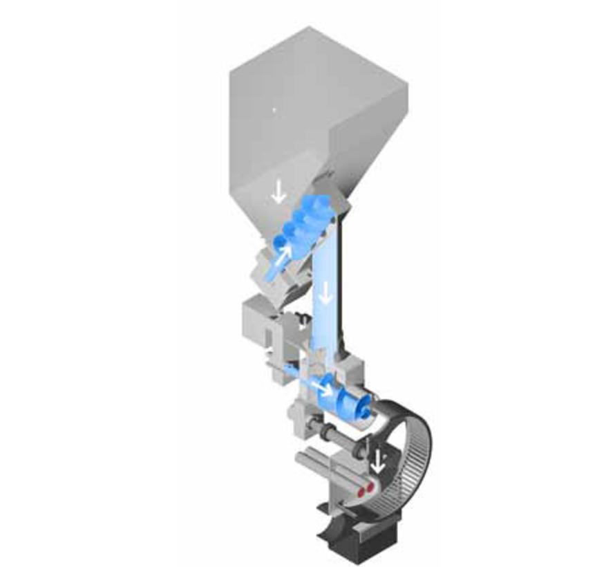 Lyra 16 biomassa ketel