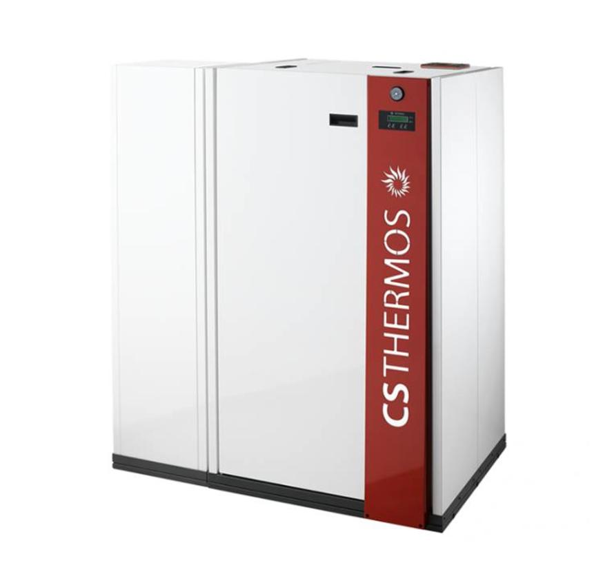 Lyra 19 biomassa ketel