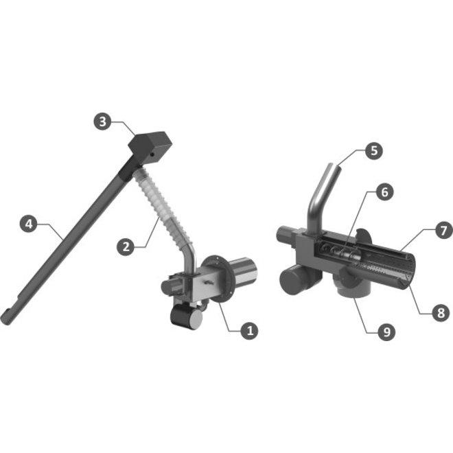 Pelletketel PLB 15 V2