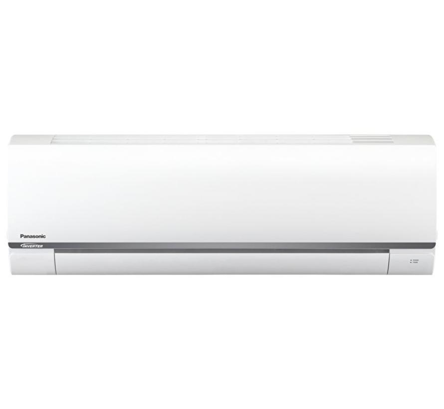 Split-unit warmtepomp (KIT-FZ25-UKE) inverter airco 2.5 kW voorgevuld