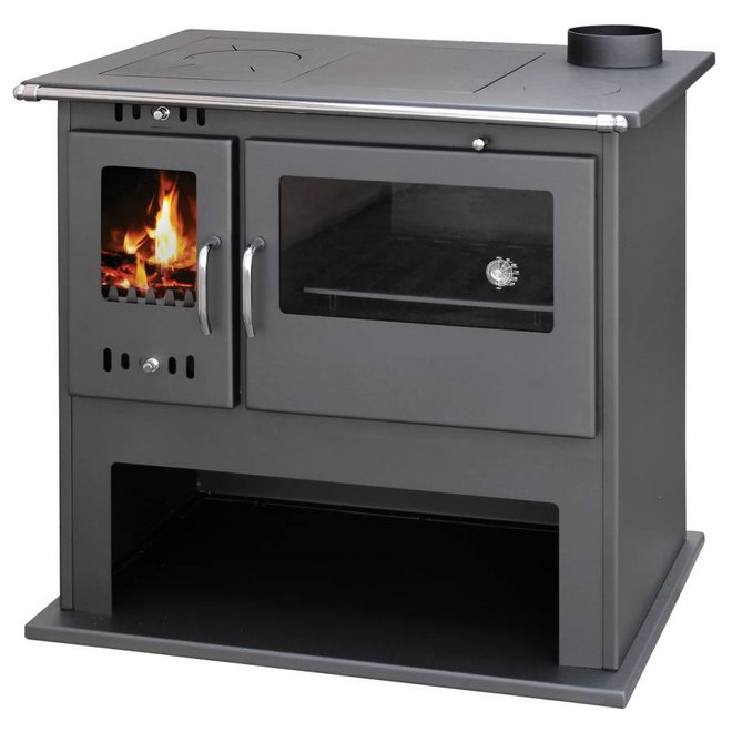 Viki Lux oven-houtkachel 10.5 kW