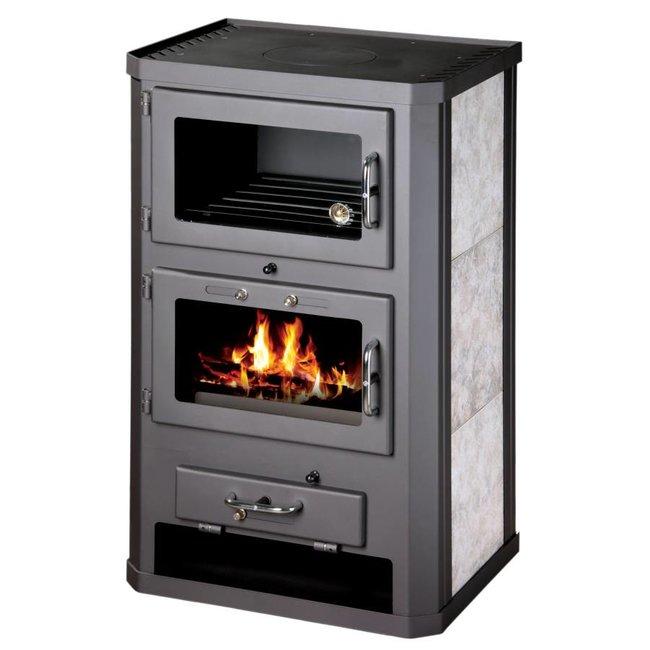Victoria Grande F, Houtkachel met oven (12 kW)